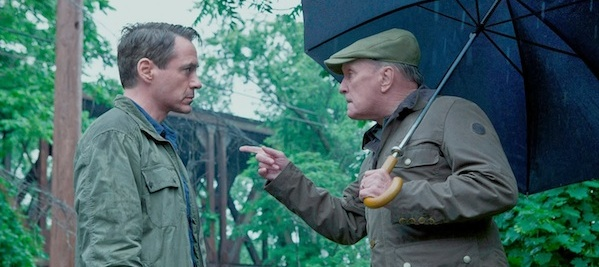 The Judge  Robert Downey Jr. Robert Duvall 600x266