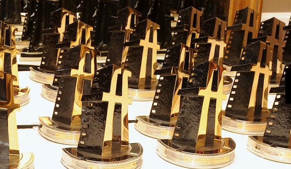 TROPHY Hollywood Film Awards table