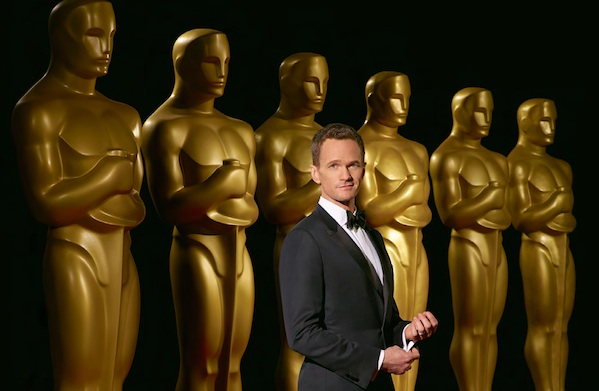 87th Oscars Neil Patrick Harris 600x 380