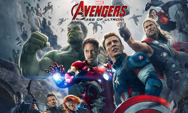 AVENGERS - AGE of Ultron all cast