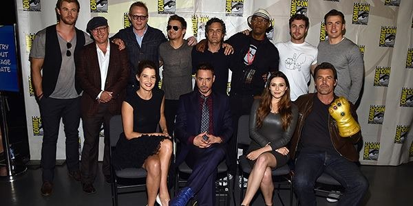 Avengers - Age of Ultron CAST