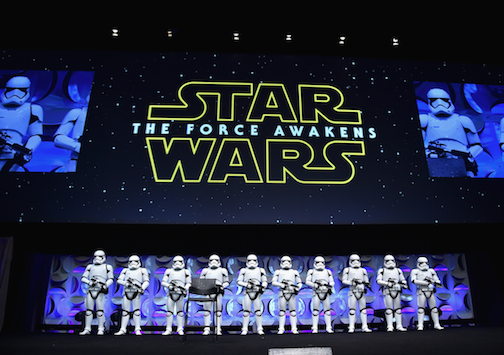 Star Wars The Force Awakens celebration photos 3