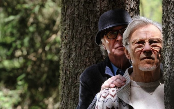 """Youth,""  Michael Caine, Harvey Keitel"