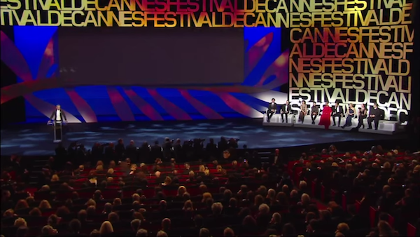 Cannes Film Festival Opening 2015