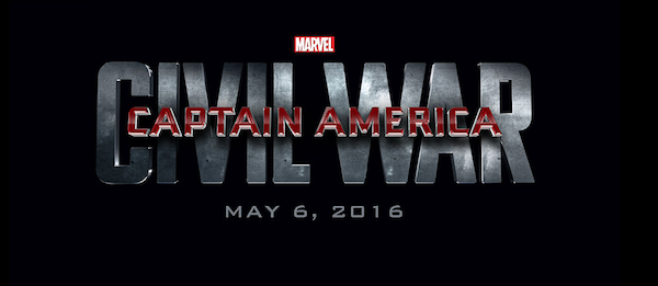 Civil war CAPTAIN AMERICA 600x262