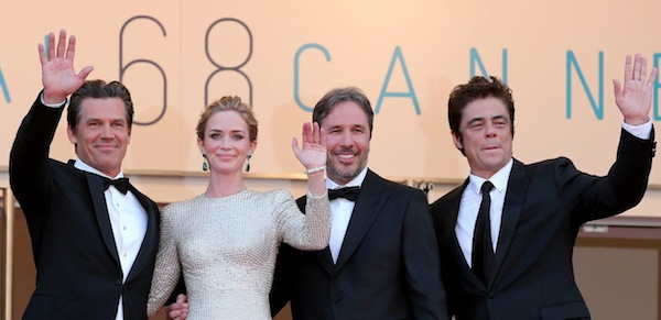 SICARIO in Cannes 2015 600x291