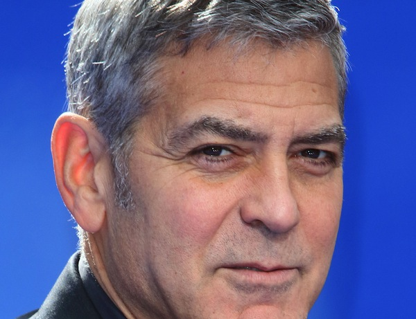 George Clooney 2015 head shot