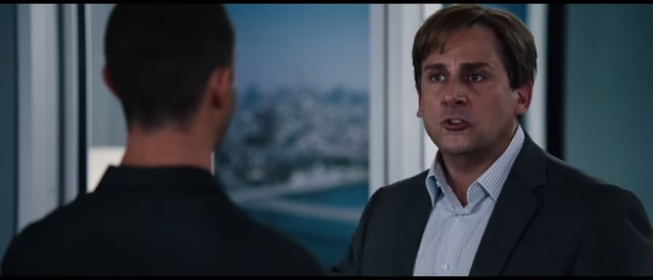 Steve Carell The Big Short