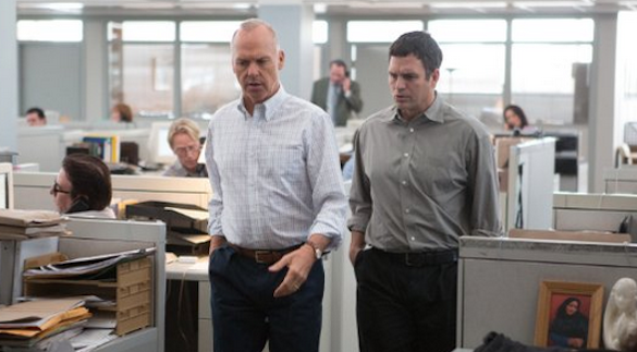 spotlight michael keaton mark ruffalo