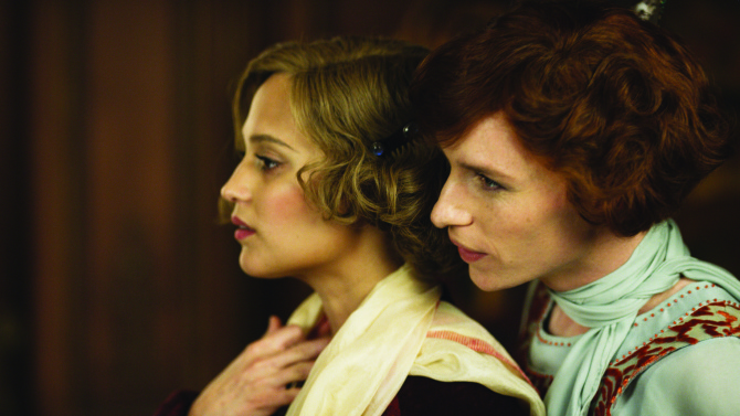 the danish girl eddie redmayne alicia vikander