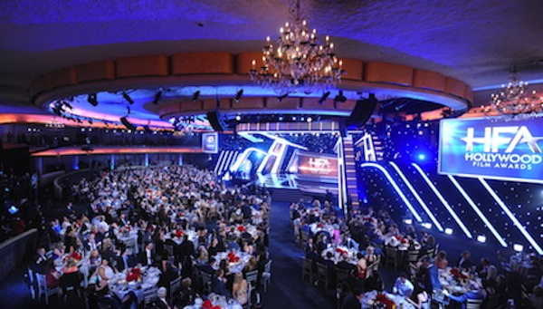 2014 HFAs stage photo holywood film awards