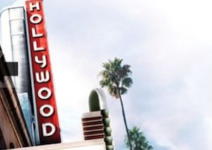 Hollywood theater marquee 300x212