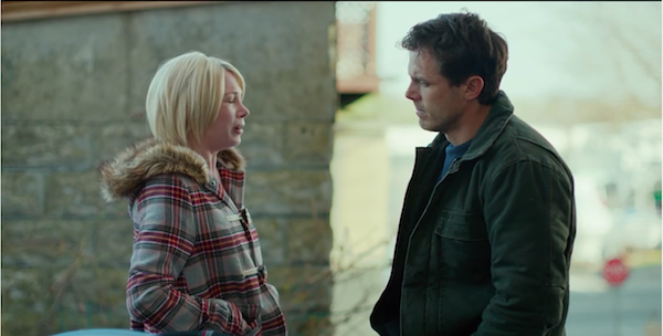 Casey Affleck  Michele Williams Manchester by the Sea