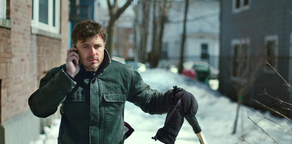 Casey Affleck alone  Manchester by the Sea