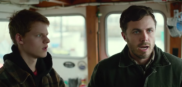 Casey Affleck  with kidManchester by the Sea
