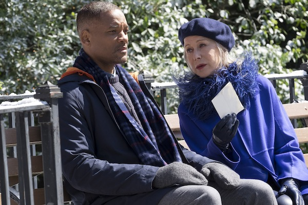 Will Smith and Helen Mirren Collateral Beauty