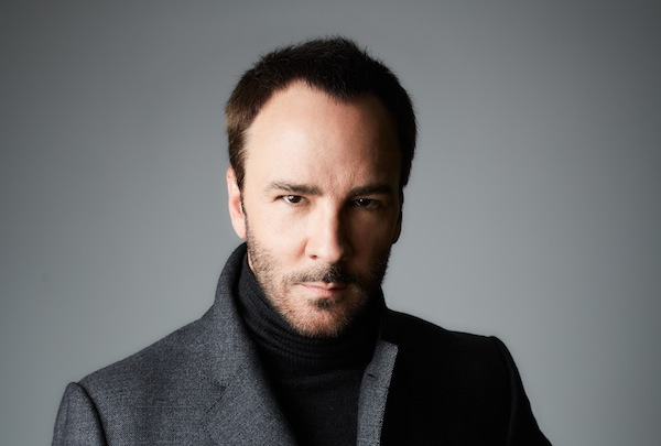Tom Ford photo headshot