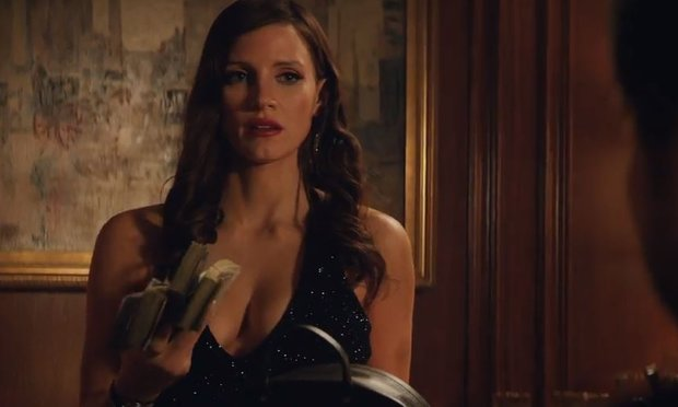 Trailer: Jessica Chastain Runs Underground Poker in 'Molly's Game'