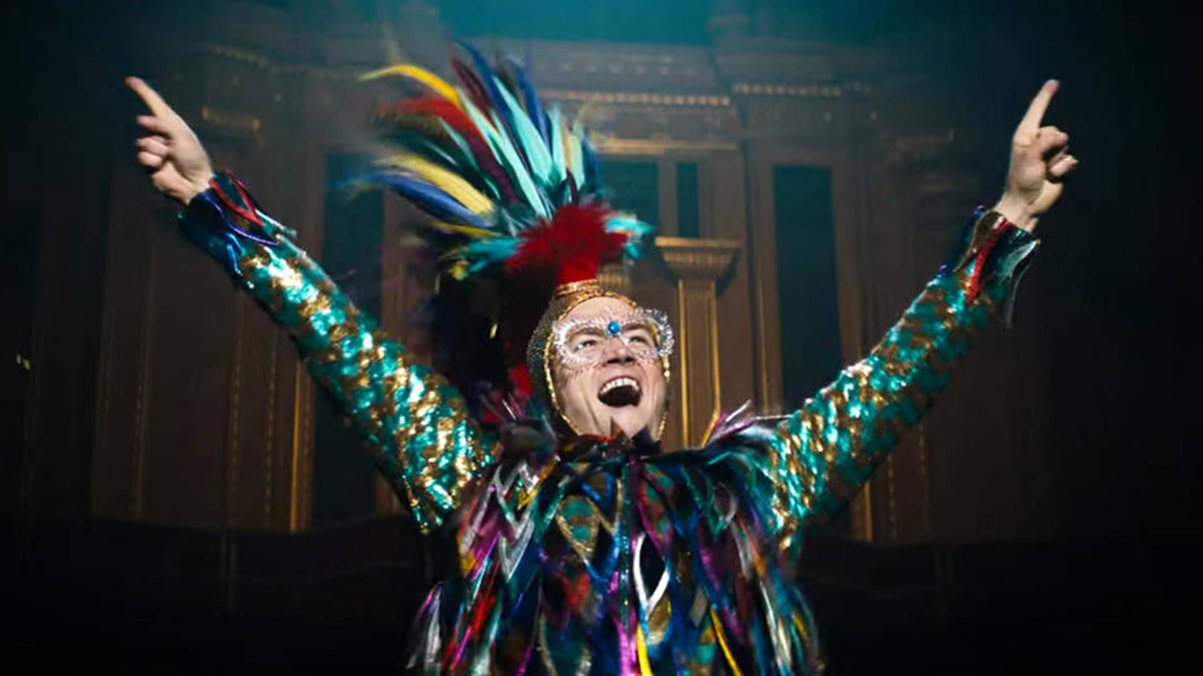 Elton John criticizes Russian distributor's decision to cut scenes from Rocketman