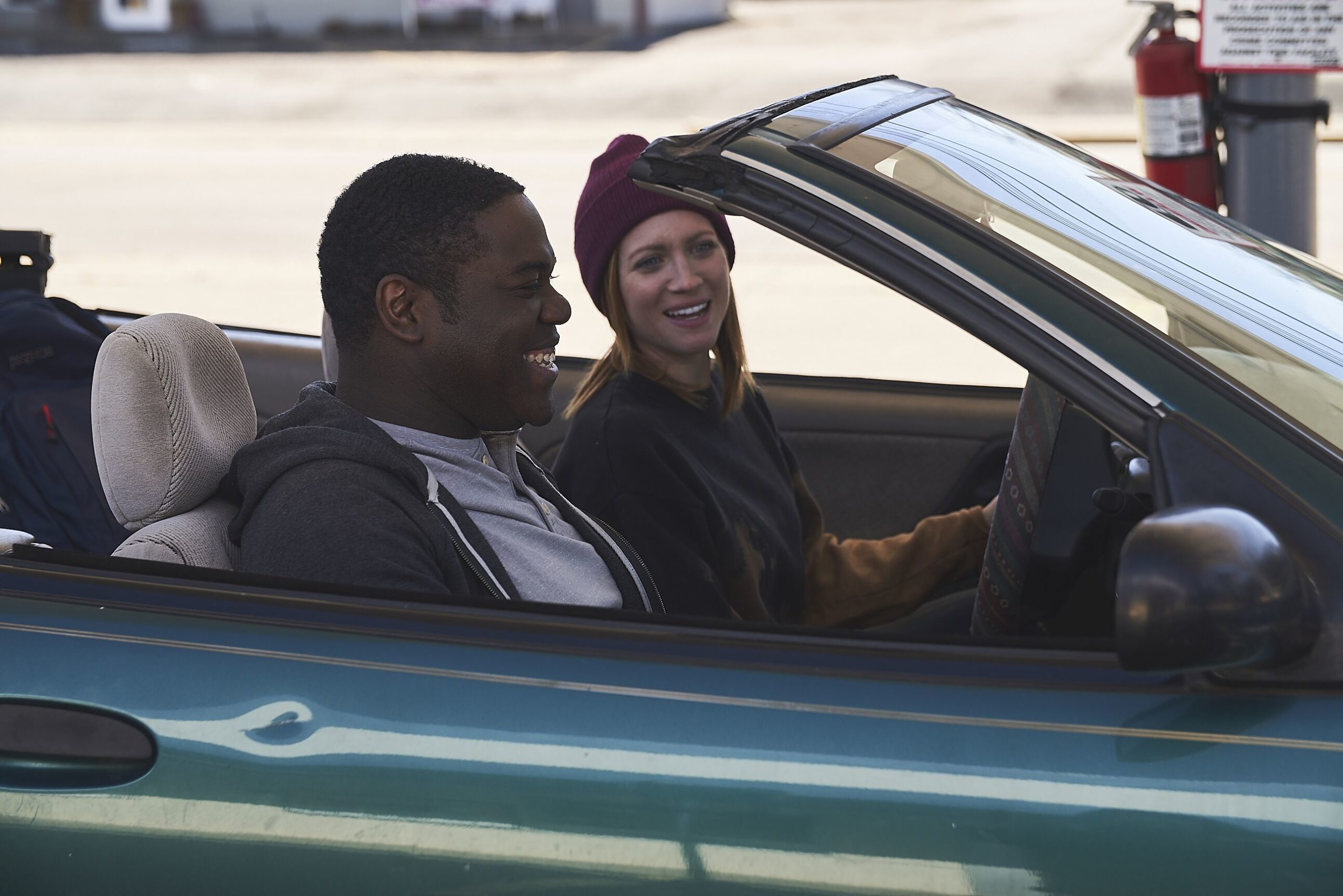 """Sam Richardson Talks About His Starring Role In """"Hooking Up ..."""
