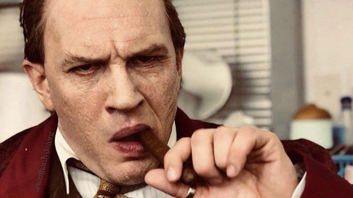 """Tom Hardy Becomes """"Capone"""" For Josh Trank"""