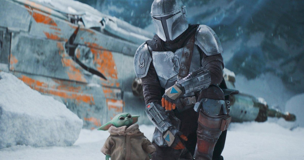 """""""The Mandalorian"""" Gets An Excited Season Two Trailer!  HollywoodNews.com"""