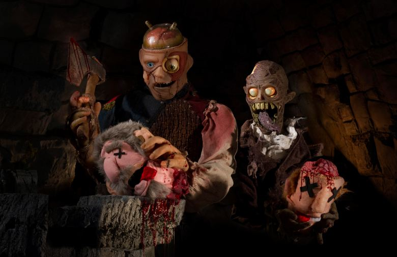 """Frank & Zed"" Is A One Of A Kind Puppet Horror Film"