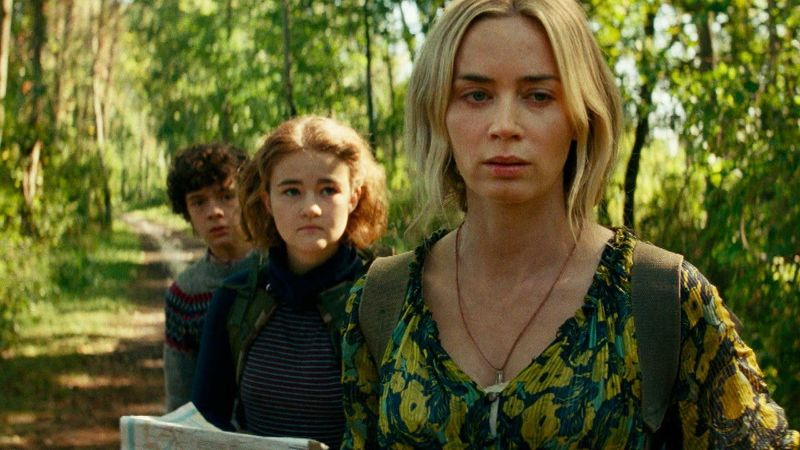 """A Quiet Place Part II"" Moves Its Release Date Again"