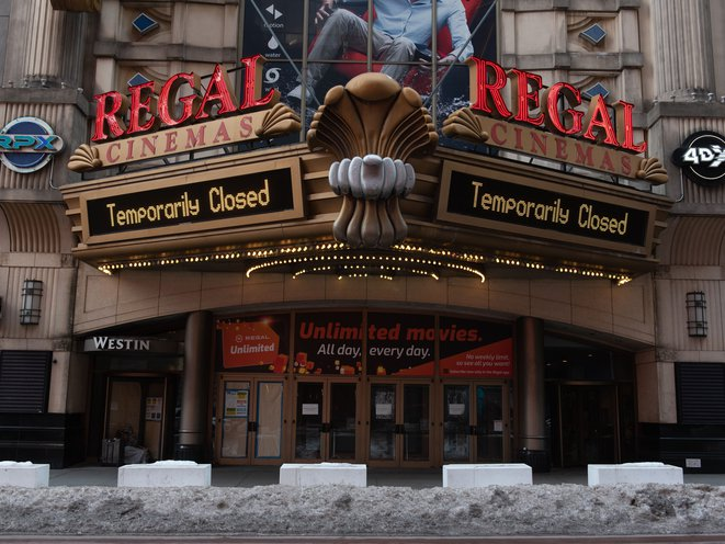 Theaters In New York City Are Preparing To Finally Re-Open